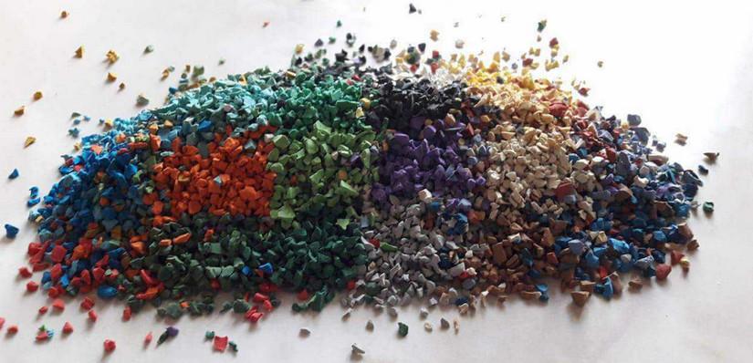 Бесшовное резиновое покрытие: виды, плюсы и минусы