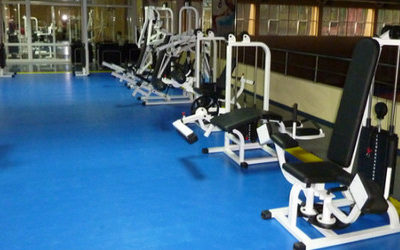 Выбираем резиновые покрытия для спортзала: основные виды