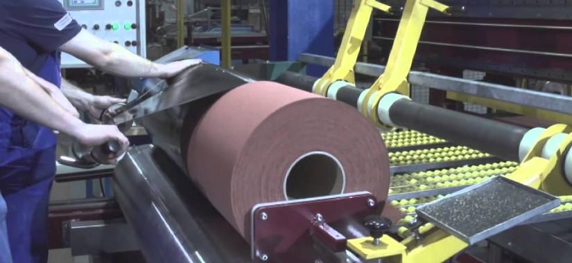 Рулонное резиновое покрытие: виды и преимущества